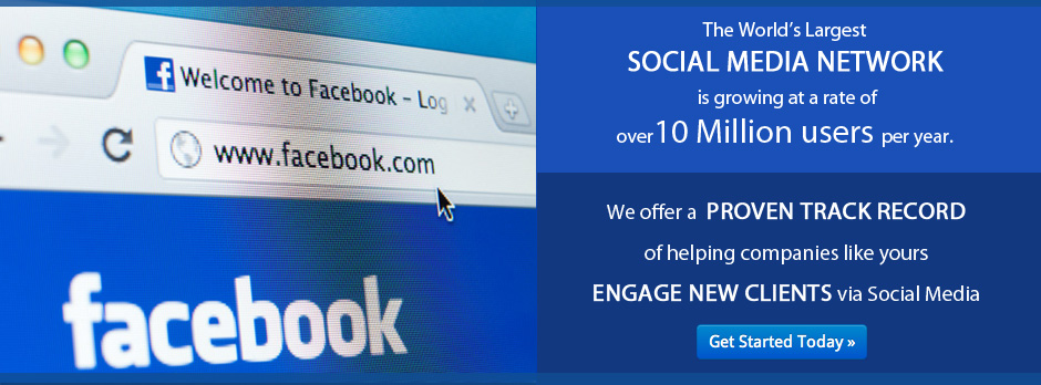 Get on Social: Let us help your Business engage new clients