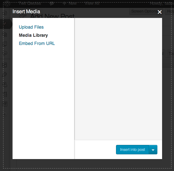 Beta Media Uploader WordPress